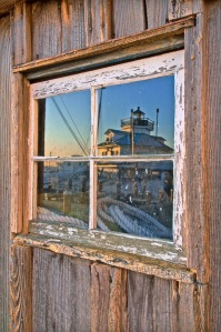 Thomas Point Reflection