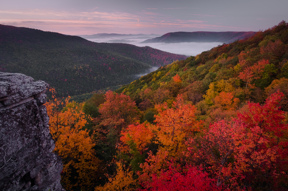 West virginia joseph rossbach photography for West fall