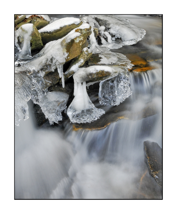 Ice Bells and Mountain Stream