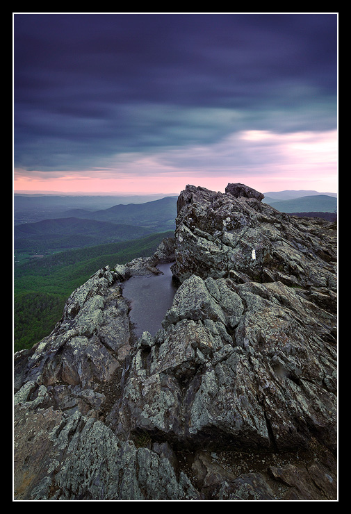 Little Stony Man Cliffs