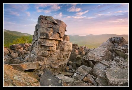 Stack Rock Sunrise