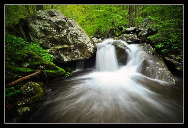 Waterfall on Jones Run