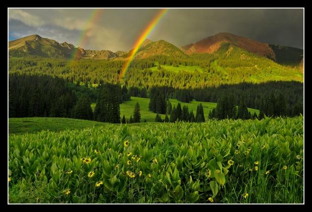 Gothic Double Rainbow